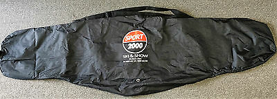 Snow board travel bag 160 cm SPORT Snowboard -Black