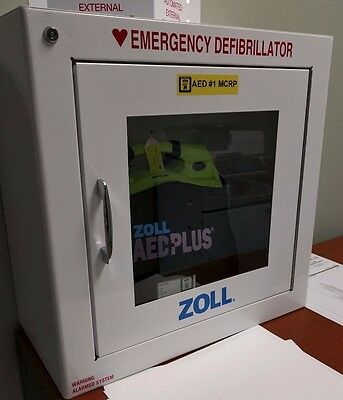 Zoll AED 8000-0855 Surface Mount Cabinet with Audible Alarm