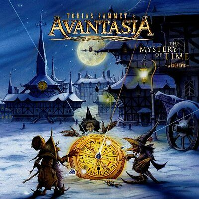 Mystery of Time Audio CD