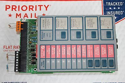 Notifier CPU SYSTEM 5000 Fire Alarm Control Panel Replacement Board