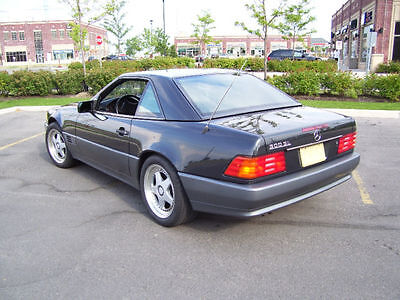 Mercedes-Benz: 500-Series SL 1992 Mercedes Benz 500 SL