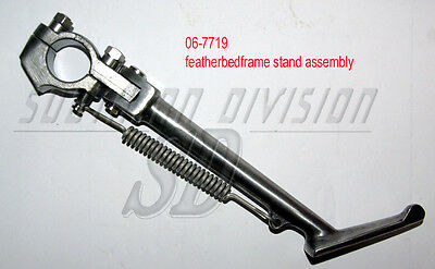 Sidestand Featherbedframe assembly Triton Dominator Atlas 06-7719 NM18750 050102