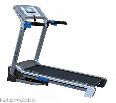 Tapis Roulant Elettrico Tappeto Palestra Home Fitness Atala Runfit 400 2017 New