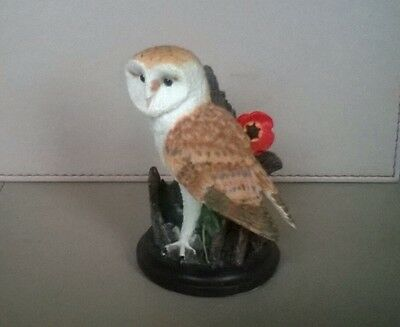 The Country Bird Collection The Barn Owl