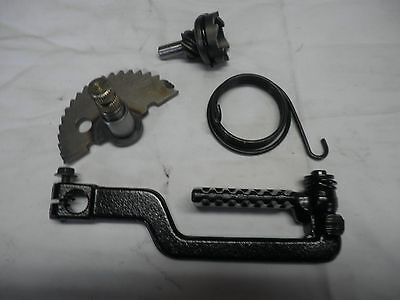 KICK START RATCHET GEAR COG LEVER KIT for CHINESE SCOOTER  4 STROKE