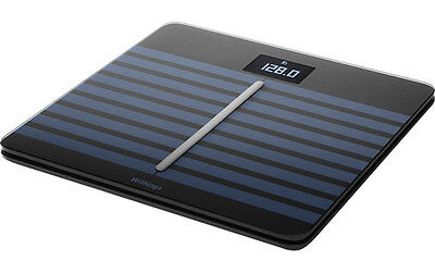 Withings Body Cardio Noire - Balance connectée Wi-Fi/Bluetooth
