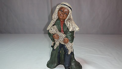 All God's Children Stephen #28 Miss Martha Figurine Collectible Martha Holcombe