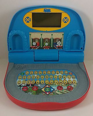 Fisher Price Thomas the Train Leader of the Track Laptop Educational Toy NEW
