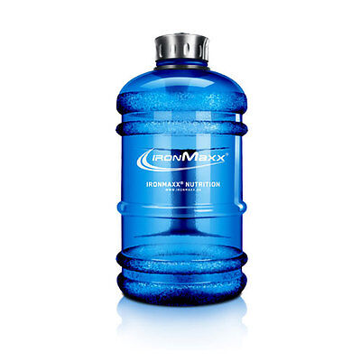 IronMaxx Water Gallon 2,2 l blau