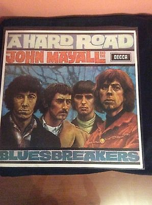 John Mayall and the Bluesbreakers-A hard road LP new sealed