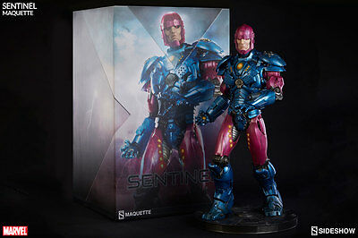 Sideshow Marvel Sentinel Maquette Statue Figure New & Sealed