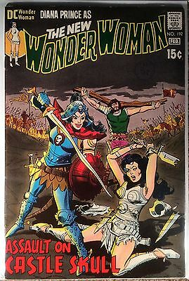Wonder Woman #192 (1971) Diana Prince. Dc Comics In Fn+ Condition.