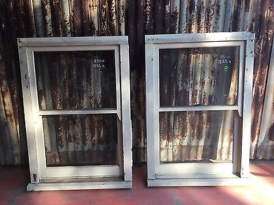 Timber Double Hung Window 850w X 1255h