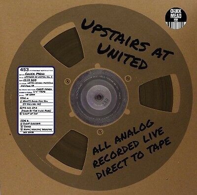 Chuck Mead - Upstairs at United, Vol. 8