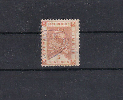 Switzerland Canton Of Bern Timbre Stempel Stamp . Ref 1935