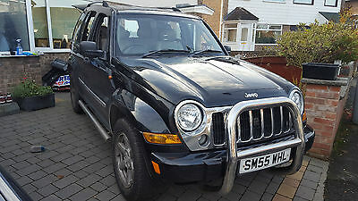 2005 JEEP CHEROKEE LIMITED CRD 2.8l