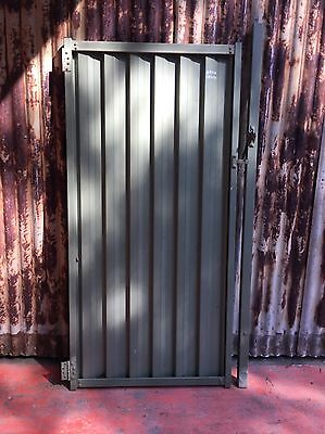 Colorbond Gate 880w X 1800h