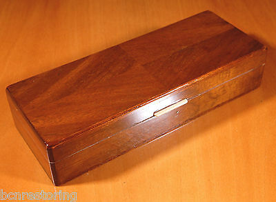 Beautiful mahogany box art deco / Bonita caja art deco de caoba. Ref-220289