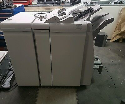 xerox 550/560/570 light production finisher