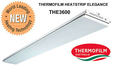 Thermofilm Heatstrip Elegance Electric Radiant Strip Heater THE3600 NEW RELEASE