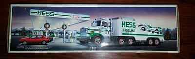 Hess Toy Truck and Racer -1988-with Box
