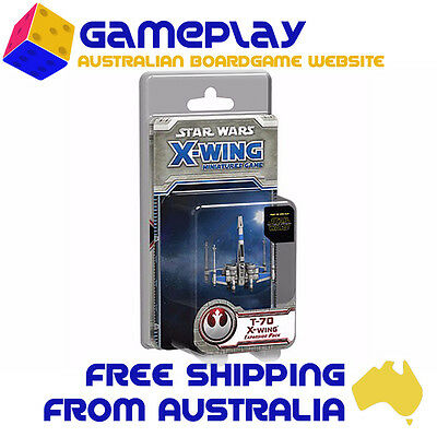 Star Wars X-Wing Miniatures Game - T-70 X-Wing