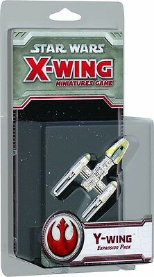 Star Wars X-Wing Miniatures Game - Y-Wing Expansion