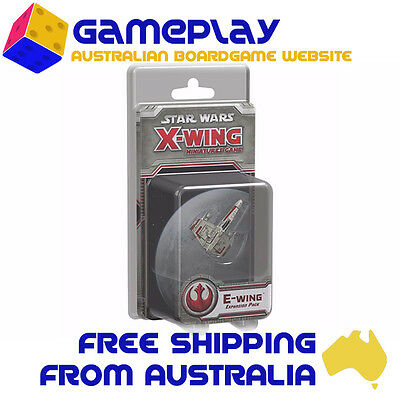 Star Wars X-Wing Miniatures Game - E-Wing