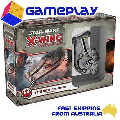Star Wars X-Wing Miniatures Game - YT-2400 Freight
