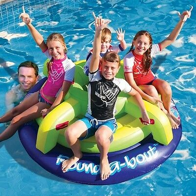 Wahu Round-A-Bout Premium Inflatable Pool Toy - RRP $169.99
