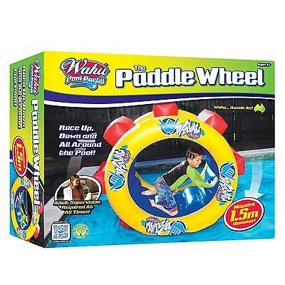Wahu Paddle Wheel Inflatable Pool Toy  - RRP $99.99