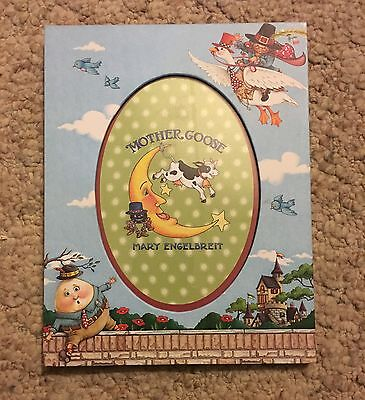 Mary Engelbreit Mother Goose and Humpty Dumpty picture frame