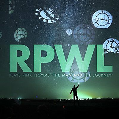 """Plays Pink Floyd's """" The Man and the Journey"""" Audio CD"""