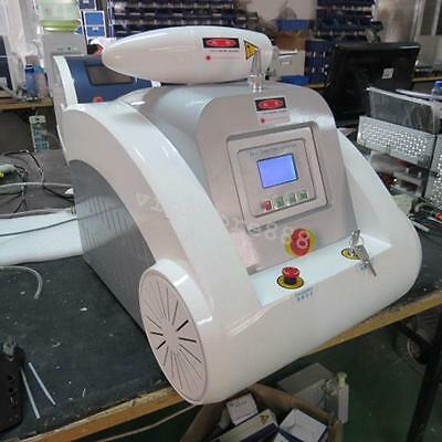 Professtional Laser Tattoo Eyebrow Pigment Removal Beauty Machine DHL SHIP NEW