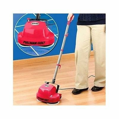 Floor Cleaning Machine Cleaner Mini Buffer Scrubber Polishes Most Surfaces 7lbs