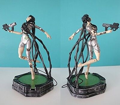New GHOST IN THE SHELL Motoko Kusanagi Painted Figures 15cm Japan Free Shipping