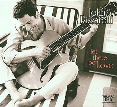 Let There Be Love Audio CD