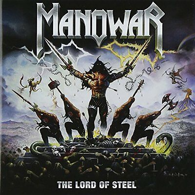 The Lord of Steel Audio CD