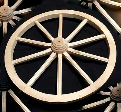 Cart Wheel Wagon Large 70 Solid Wood Best Quality Details Woodeeworld