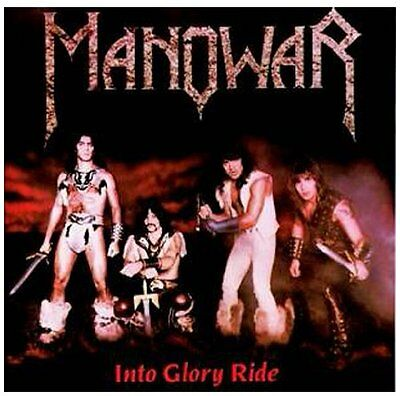 Into Glory Ride Audio CD