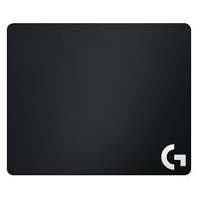 Logitech G640 Gaming Mouse Pad - Black