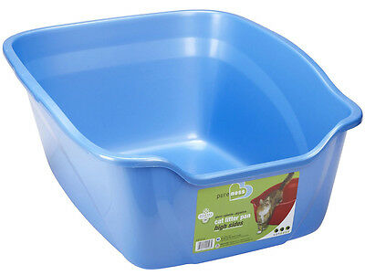 Van Ness High Sided Cat Pan Giant Cat Toilet Litter Tray