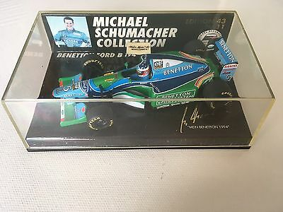 1994 Michael Schumacher / Benetton Ford B194 - Minichamps 1:43 - (510 944305)