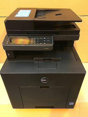 DELL C2665DNF C2665 A4 Multifunction Network USB Colour Laser Printer + Warranty