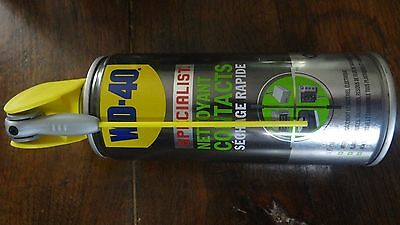 Nettoyant Contact Wd40 Sechage Rapide 400Ml Gamme Pro