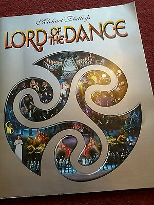 Michael Flatley's Lord Of The Dance Programme