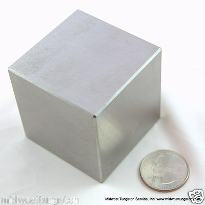 """2"""" Tungsten Cube  