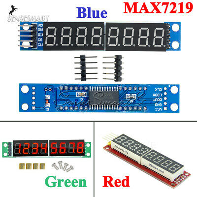7-Segment Red 65 Display - RobotShop