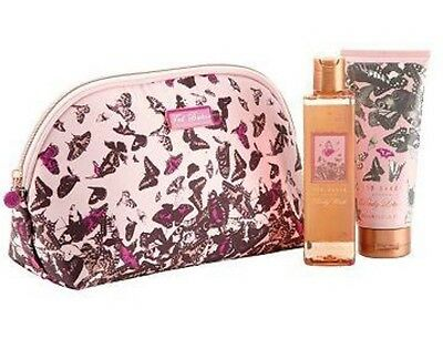 Ted Baker Gorgeous Butterfly Bliss Bath & Body Collection Gift Set BNWT!