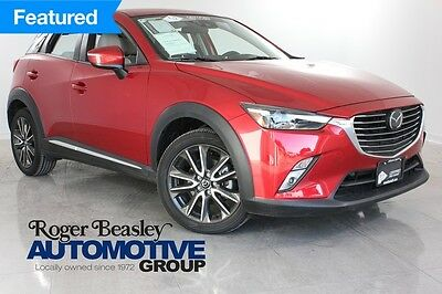 2016 Mazda Other  16 MAZDA CX-3 GT SUV AWD CPO NAV LEATHER ROOF REAR-CAM BOSE BLUETOOTH XM 3K